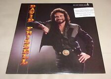 David Frizzell On My Own Again Sealed LP w/ Where Are You Spending Your Nights