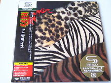"KISS ""Animalize"" Japan mini LP SHM CD"