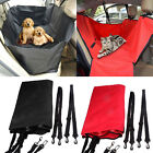 Travel Car Seat Hammock Cover Protector Safety Mat Waterproof for Pet Dog Cat