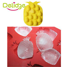 Silicone/Rubber Ice Cube Tray Mold Chocolate Soap Mould Jello Candy Tray