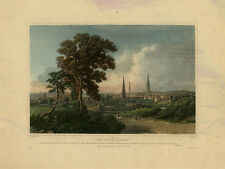 Coventry England Jeavons Robson 1840 Photo Print A4