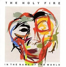 THE HOLY FIRE-In Name of World-THOUGHTS OF IONESCO-Cd's