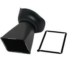 "V2 2.8X 3"" 3:2 LCD Viewfinder Extender for Canon 550D 6D 5D3 T2i 5D Mark III D90"