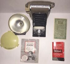 Polaroid 80A Highlander Kit with Carrying Case, User Manual, Flash 281 &Diffuser