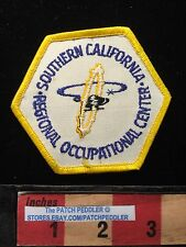 SOUTHERN CALIFORNIA PATCH REGIONAL OCCUPATIONAL CENTER TECH SCHOOL TORRANCE 62E4