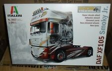 3917 DAF XF105 Smokey Jr.   ITALERI 1:24 plastic TRUCK model kit