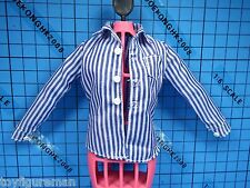 ZCWO 1:6 ZCGirl Muriel ZC64 Spy Nikita Figure - Blue Stripes Shirt