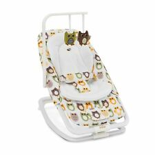 Joie Baby bouncing chair Dreamer, owl - NEW