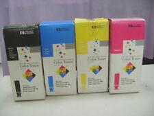 4 Cartouches couleur de toner imprimante HP à la marque Color laserjet 5M 5N /X1