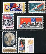 LOT 52055 MINT NH   RUSSIA  : SPACE