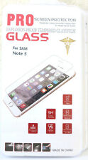 In Pack Tempered Glass for Samsung Galaxy Note  5 V Thin Screen Protector //