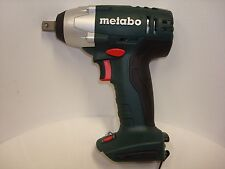 "Metabo Brand New Genuine 18V 1/2"" Square Impact Wrench Model SSW 18 LT Guarantee"