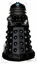 DALEK BLACK TABLETOP DOCTOR WHO CARDBOARD CUTOUT STANDEE STANDUP DECORATION PROP