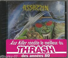 ASSASSIN INTERSTELLAR EXPERIENCE RARE AXE KILLER CD THRASH METAL KREATOR SODOM