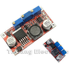 2PCS LM2596 DC-DC Step-down Adjustable CC/CV Power Supply Module LED driver