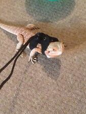 Bearded Dragon Reptile Harness Lead/leash