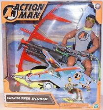 Action Man windsurfista Extreme Hasbro 2001