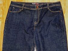 STYLE & CO. JEANS BOOT CUT BLUE JEANS WOMEN'S SIZE 16 - VERY NICE!