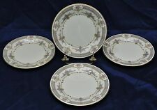 MINTON PERSIAN ROSE ROYAL DOULTON BREAD PLATES (4) * *