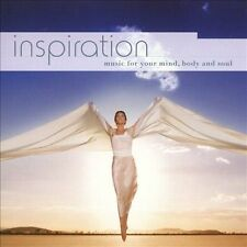 Inspiration… Music For Your Mind, Body And Soul New DVD