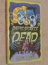 David Prill SIGNED Dating Secrets of the Dead USHC 1st Edn