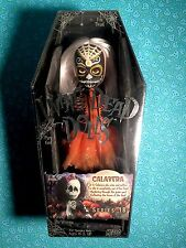 Living Dead Dolls CALAVERA VARIANT - Series 18 - SEALED - Halloween - DOTD