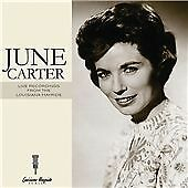 June Carter Cash : Live at the Louisiana Hayride CD (2004)