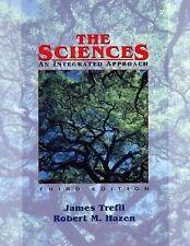 The Sciences: An Integrated Approach Trefil, James, Hazen, Robert M. Paperback