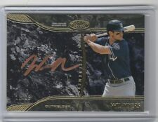 WIL MYERS 2015-16 Topps Tier One Prime Performers Copper Ink AUTOGRAPH /25