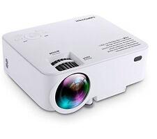 Dbpower T20 1500 Lumens Mini Projector