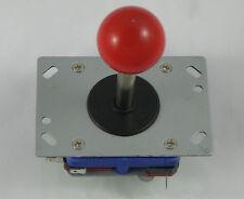 Arcade  Joystick 2/4/8 Wege roter Kugelgriff Mame Automat Jamma