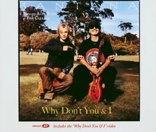 Santana Why don't you & I (Radio Edit/video, 2002/03, feat. Alex Ban.. [Maxi-CD]