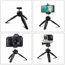 Fugetek Mini Tripod For Gopro, Smartphone, Compact Camera & DSLR, Includes Mount