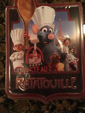 Disney Epcot /France Ratatouille Metal Sign, NEW