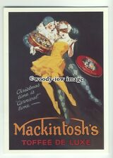 ad3777 - Mackintosh's Toffee Deluxe - Chrismas Carnival - Modern Advert Postcard
