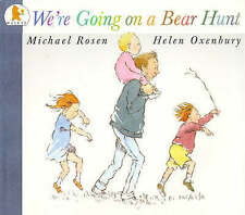 We're Going on a Bear Hunt by Michael Rosen (Paperback, 1993) New Book