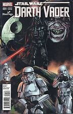 DARTH VADER 1 RARE HASTINGS MICO SUAYAN COLOR CONNECT VARIANT STAR WARS