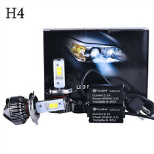 7200LM 120W H4 9003 HB2 Hi/Low CREE LED Lamp Headlight Kit Car Beam 6000k Bulbs