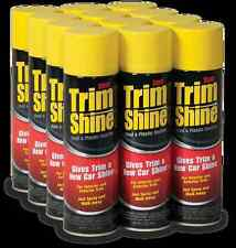 12 Stoner Trim Shine Dressing Vinyl and Plastic Coating Car Truck Detailing