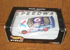 Mark Martin--1999 Hot Wheels Pro Racing 1:43--Valvoline #6
