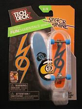 NEW! TECH DECK Sector Nine 2/6 FunDamentals Series Finger board Display Stand