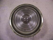 1957 PLYMOUTH CLEAR REVERSE LENS NOS GLO-BRITE TMC-530 FURY SPORT FURY BELVEDERE