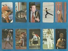 Cigarette/trade cards - SPORTING ALL STARS - 1979 Mint condition full set