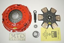 XTD STAGE 4 MIBA CLUTCH KIT 1999-2004 FORD MUSTANG GT MACH 1 COBRA SVT 4.6L 11""