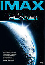 IMAX - Blue Planet (DVD, 2001) New Sealed Free Shipping