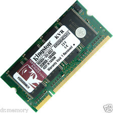 512MB (1x512MB)DDR-333 Memory RAM Upgrade RM Mobile One Series Laptop
