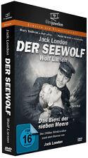 Der Seewolf - Wolf Larsen - mit Barry Sullivan & Peter Graves - Filmjuwelen DVD