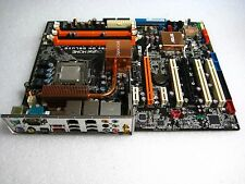 Asus P5W DH Deluxe Digital Home LGA775 W/ Intel 3.0 Core 2 Duo E8400,I/O#TQ523
