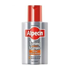 ALPECIN TUNING SHAMPOO POWER FOR YOUR NATURAL SHADE 200ML *