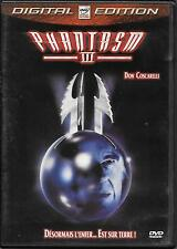 DVD ZONE 2--PHANTASM III--COSCARELLI/BANNISTER/THORNBURY/CONNORS